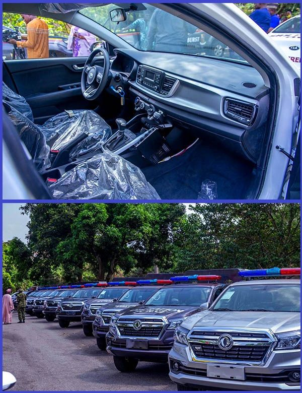 Photos-showing-interior-and-exterior-of-vehicles-donated-to-security-agencies-in-Oyo-state