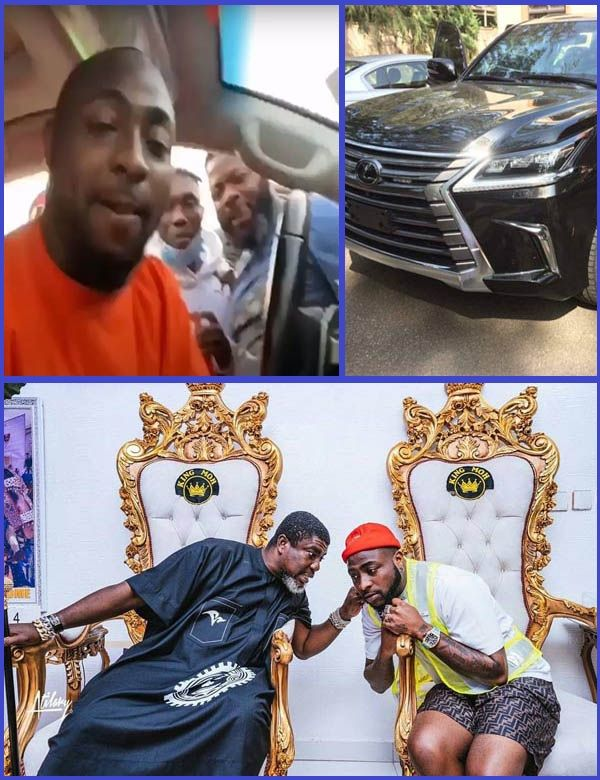 Photo-of-Davido-and-his-billionaire- friend-who-gave-him-a-2020-Lexus-LX-570-SUV