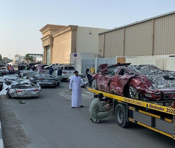 image-of-scores-of-vehicle-totaled-as-parking-tower-collapse-in-saudi-arabia