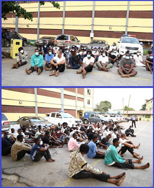 Photos-of-people-arrested-for-flouting-Lagos-government-orders-amidst-COVID-19-pandemic