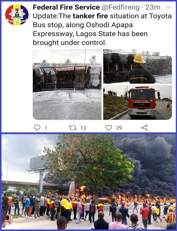Photos-of-massive-fire-outbreak-caused-by-tanker-explosion-on-Oshodi-Apapa-expressway