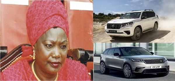 ngina-kenyata-and-her-cars