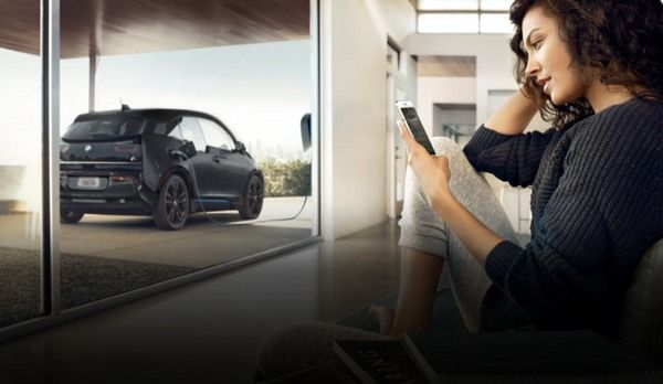 bmw i3 rear charged