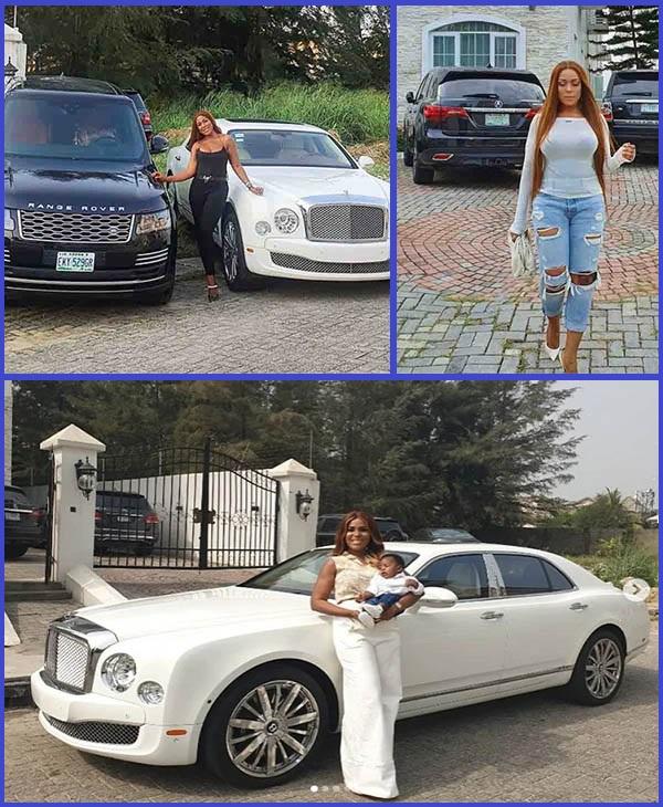 Photos-of-Linda-Ikeji-and-her-cars