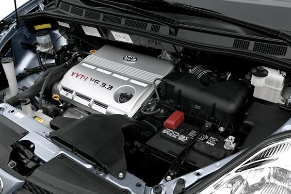 2005-Toyota-Sienna-engine