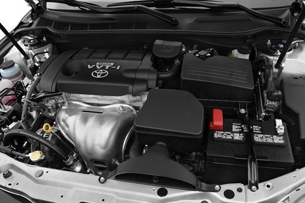 engine-of-Toyota-Camry-2011