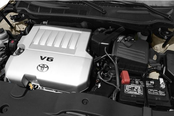 engine-of-the-2009-TOyota-Camry