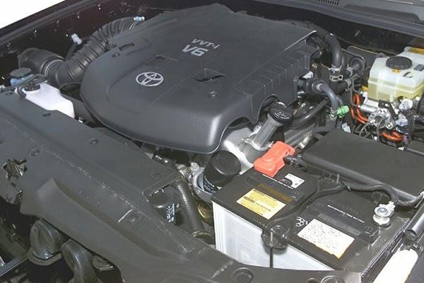 engine-of-the-Toyota-4-runner