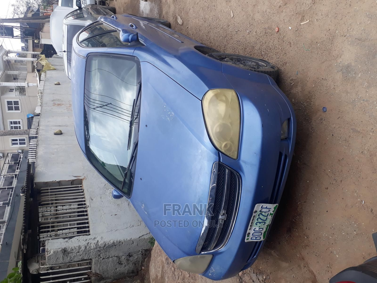 2004 chevrolet optra for sale in lagos