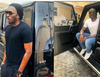 Comedian Bovi Ugboma and his car collection