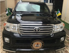 Check out Governor of Anambra State's bullet-proof Toyota Land Cruiser