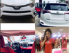 Yoruba actress Omobutty welcomes home a N9.2m Toyota RAV4 2018