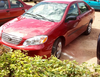 How a 275$ salvaged Toyota Corolla became neat and sold for N2.2m in Nigeria