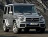 Mercedes-Benz G-65 is recalled for speeding in reverse