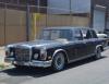 Mercedes-Benz 600 Landaulet - the favorite vehicle of notorious figures