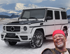 Senator Dino Melaye adds Mercedes G55 Mansory with customized number plate to his luxury garage