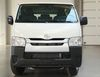 Clean Toyota HiAce 2005 White for sale