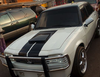 Enugu man transforms his old Peugeot 504 into an exotic one