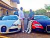 Floyd Mayweather spends ₦23 million to service his Bugatti