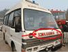 "Why is the word ""Ambulance"" written backward on emergency vehicles?"