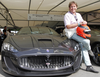 James Martin cars which are more entertaining to the TV Chef than getting married or having kids
