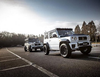 Japanese company tunes the Suzuki Jimny into the Mercedes-Benz G-Class