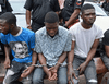Traffic robber in Lagos disguised as Okada rider, nabbed by police