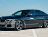 Electric monster! BMW 5 Series tuned into more powerful 711hp car with 3 motors