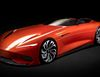Karma (Fisker) debuts first fully-electric car, with terrific-looking doors