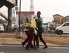 Couple beats up LASTMA officer trying to arrest them unlawfully