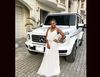 Daughter-in-law to late Ooni of Ife appreciates her husband on Instagram for a Benz G-Wagon birthday gift