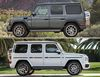 Mercedes Benz G-Class evolution: W464 2019 vs W463 1990-2018