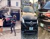 MC Galaxy just adds ₦45m Mercedes GLE 63 S Coupe to his car collection