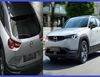 Mazda unveiled its first ever electric car - Mazda MX-30 crossover