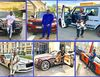 Look back Mompha's ₦600m car collection, which he may miss the most?