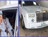 Igala sons present a Rolls-Royce Phantom to Attah Igala ahead Kogi Election