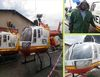 4 NEPA helicopters are up for sale, priced from ₦36.2m each