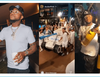 Watch how Dubai hotel delivers Davido's expensive drink in an armoured tank!
