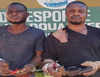 Armed car robbers were arrested by Lagos residents after gun hooked