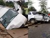 Vehicles of two pastors collided, leaves one dead and seven injured in Anambra