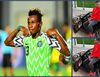 Samuel Chukwueze doesn't know how to drive, nor owning ₦98m Ferrari he posed with