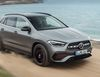 The latest 2021 Mercedes-Benz GLA is a delightful December masterpiece