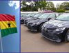 Chinese government surprisingly donates 100 police vehicles to Ghana