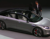 Electronics giant Sony unveils electric car concept at CES 2020