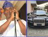 K1 De Ultimate celebrates Chieftaincy title with ₦200m Rolls-Royce Ghost