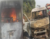 Toyota HiAce bus explosion in Ogun burns 9 to death, injures 3