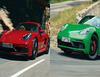 Porsche adds redesigned 718 Cayman & Boxster GTS 4.0 for rewarding driving experience