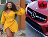 Actress Linda Osifo acquires Mercedes Benz GLE 450 Coupe worth ₦25m