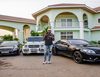 Emmanuel Adebayor flaunts his luxurious cars and home as he clocks 36