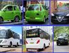[Photos] Check out these production-ready electric cars and buses built by Uganda University Students